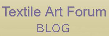 Textile Art, BLOG